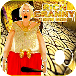 Scary RICH Granny - Mod Horror Game 2019 icon