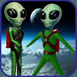 Funny Green Alien Dance – Dame Tu Cosita Dance icon