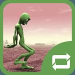 Green Alien Dance - New Dance Figures APK icon