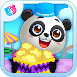 Panda Panda Funfair Party icon