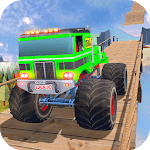 Monster Truck 2019: Mountain Stunt Drive icon