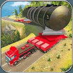 Oversized Load Cargo Truck Simulator 2019 icon