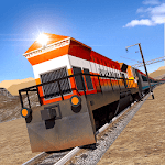 Indian Train Driving 2019 for pc icon