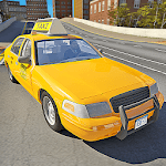 Taxi Sim 2019 for pc icon