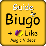 Guide For Biugo And Like App : Magic Video Editor for pc icon