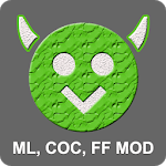 Happy Mod App Free  ML & COC Latest icon