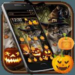 Halloween Cat Theme icon