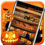 Orange Pumpkin Halloween Theme icon