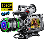 4K Full HD Kamera icon