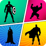 Superhero Games icon