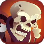 Tap the Monster - Medieval RPG Clicker icon