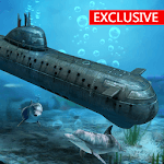 Submarine Driving Simulator : US Army Transporter icon