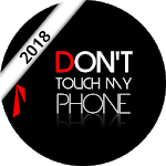 Do Not Touch My Phone icon