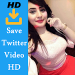 Twitter HD Video Downloader icon