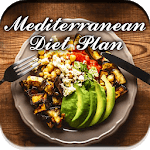 Mediterranean Diet Meal Plan for pc icon