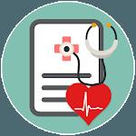 Blood Pressure : Blood Sugar : Body Temperature icon