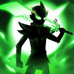 Stickman Shadow Fight Heroes : Legends Stick War icon