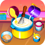 Sweets Cooking Menu icon