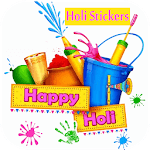 Holi Stickers For Whatsapp - WAStickers APK icon