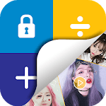 Hide Pictures And Videos by Calculator icon