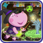 Little witch: Magic alchemy games icon