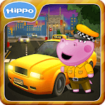 Professions for kids: Driver 3D icon