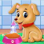 Labrador Pet Care - Puppy Love Simulator APK icon
