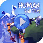 GamePlay Human Fall Flat 2019 icon