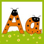 Basic Alphabets Vocabulary for Kids icon
