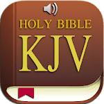 King James Bible Audio - KJV Offline Holy Bible icon
