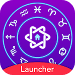 Horoscope Launcher - Zodiac Sign,Tarot & Astrology icon
