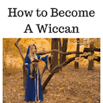 How to become a wiccan icon