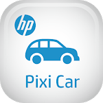 HP Pixi Car icon