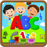 ABC Fun Kids Songs: Rhymes, Learn Alphabets & 123 icon