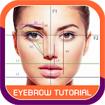 Tutorial on Making Eyebrows icon