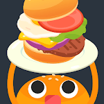 Burger Tapper - Idle & Fun Food Maker Game 🍔 icon