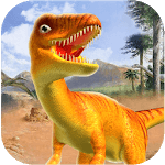 Talking Velociraptor icon