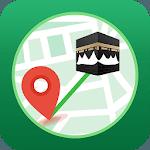 100% Qibla Finder icon