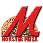 Monster Pizza Ordering App icon