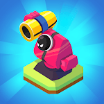 Merge Tower Bots icon