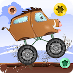 Monster Trucks - Beepzz racing game for Kids icon
