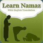 Learn Namaz in English + Audio icon