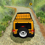 Uphill Crazy Jeep Driving 2019 - Offroad 🚙 APK icon