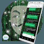 Hacker SMS Theme APK icon