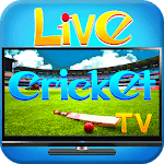 Live cricket Tv icon