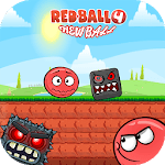 Jump Ball 4 - New Red Ball Adventure icon