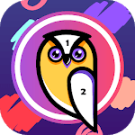 Paint.Book Coloring Book -Color & Paint via Number icon