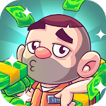 Idle Prison Tycoon: Gold Miner Clicker Game icon