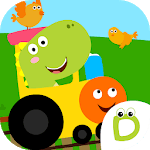 Dinosaur Train Game–Dino games for kids & toddlers APK icon