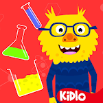 Science Games for Kids - Grade 1 Learning App for pc icon